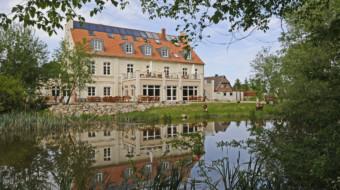 Klima-positiv: Das Gutshaus Parin in Nordwestmecklenburg