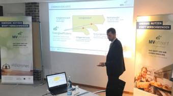 Stammtisch-Reihe zum Thema Energiesparen zum ersten Mal in Schwerin