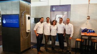Erster MVeffizient-Stammtisch zum Thema Wärmerückgewinnung auf der GastRo