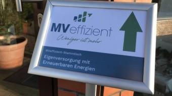 MVeffizient-Stammtisch zum Thema Eigenversorgung im Haffhus Ueckermünde