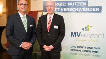 """Kampagne """"MVeffizient"""" für mehr Energieeffizienz erfolgreich gestartet"""