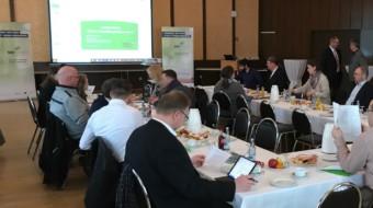 Klimaschutz-Stammtisch mit großer Resonanz bei Unternehmen