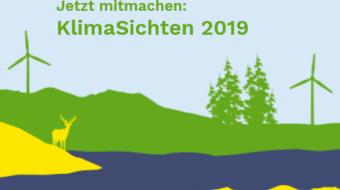 Klimaschutzwettbewerb: KlimaSichten 2019