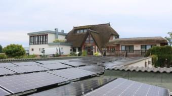 Klimaschutz: Hotelanlage versorgt sich autark mit Strom