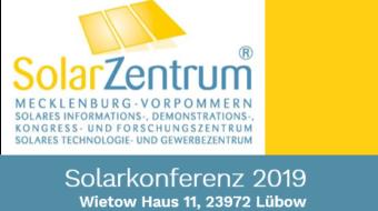 22. Internationale Solarkonferenz MV