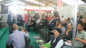 Großes Interesse bei Unternehmen und Kommunen auf MeLa-Stammtisch