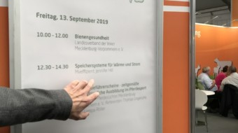 """""""Full house"""" beim MVeffizient-Stammtisch am 13.09. auf der MeLa"""