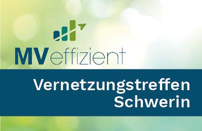 MVeffizient-Vernetzungstreffen für Energieberater in Schwerin