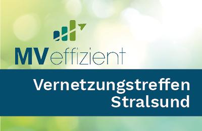 MVeffizient-Vernetzungstreffen für Energieberater in Stralsund