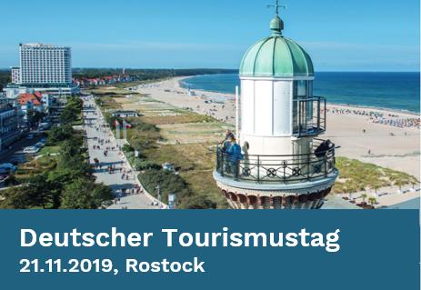 Deutscher Tourismustag 2019 in Rostock