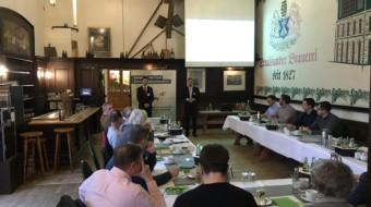 Unternehmer zeigen Interesse an PV-Anlagen