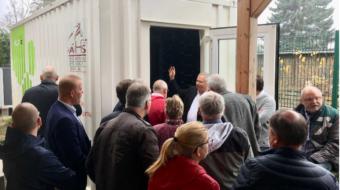 Energiewende zum Anfassen – 2. Experten-Workshop Firmenenergie im Haffhus Ueckermünde