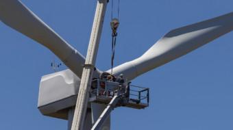 Die Anzahl der Beschäftigten im Bereich erneuerbare Energien sinkt weiter
