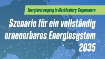 MV: Energieversorgung zu 100 % aus Erneuerbaren bis 2035 möglich!